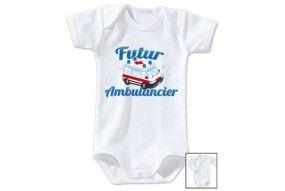 Body de bébé futur pharmacien