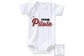 Body de bébé futur pilote de rallye best