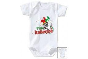 Body de bébé p'tite Italienne