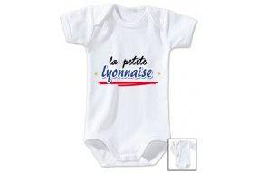 Body de bébé la petite Lyonnaise bold