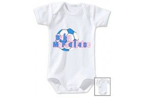 Body de bébé baby Marseillaise foot
