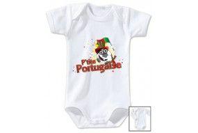 Body de bébé p'tite Portugaise