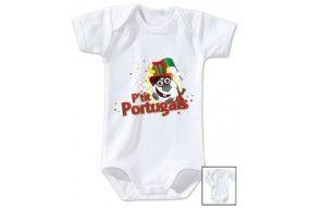 Body de bébé p'tit Portugais