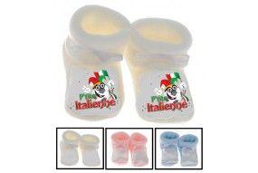 Chaussons de bébé p'tite Italienne