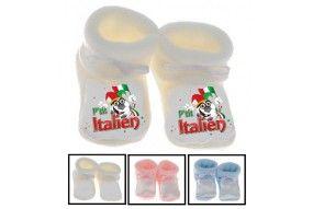Chaussons de bébé p'tit Italien
