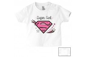 Tee-shirt de bébé bébé rebelle