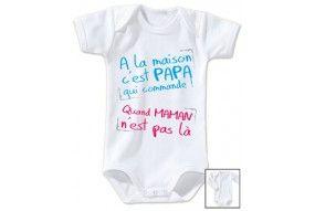 Body de bébé je suis un prince mais attention pas n'importe lequel celui de maman