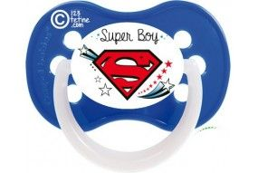 Tétine de bébé originale super boy